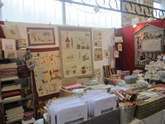 Salon patchwork, salon broderie,
